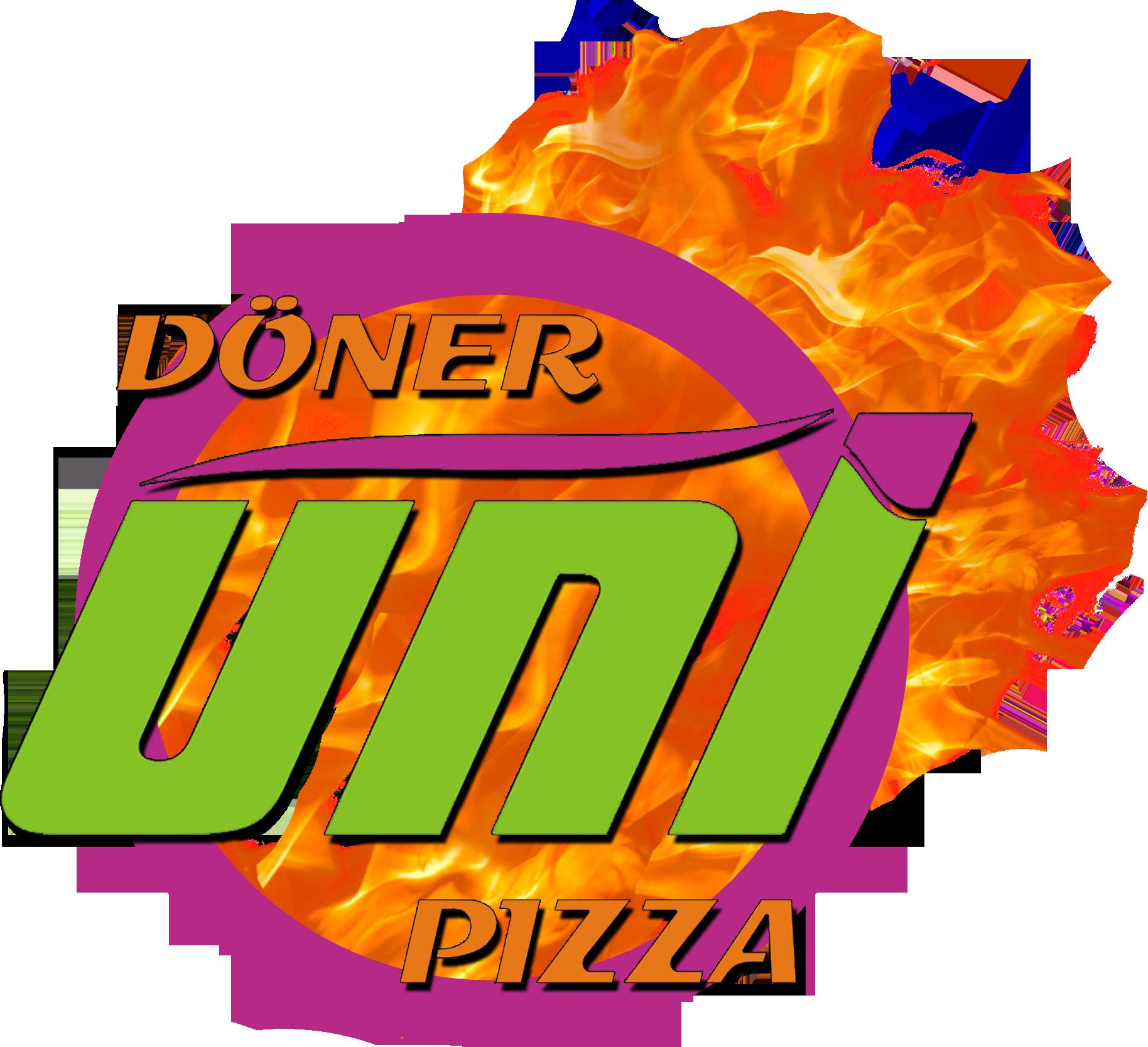 Döner Uni Pizza